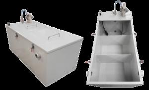 Réservoir de recirculation avec pompe