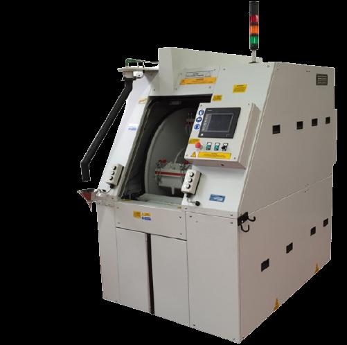 Machine centrifuge haute énergie